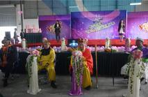 越洋化工集团2014年终总结大会暨2015年新春团拜会