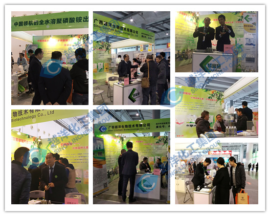 Sino-Linchem Biotechnology Co., Ltd, Attended the Exposition of Citrus of Guangxi, 2018